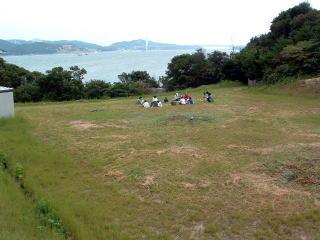 岡山県青少年の島 六口島