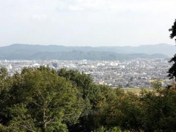 愛宕山公園(倉敷市船穂町ふれあいの森公園)