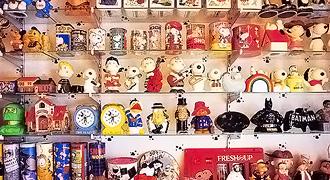 倉敷貯金箱博物館